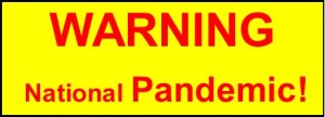 WARNING-NationalPandemic