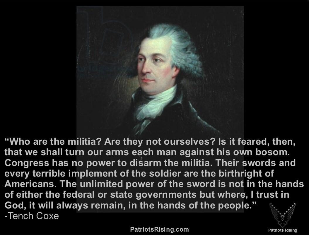 2Nd Amendment Quotes Militia Archives  Patriots Rising